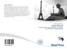 Capa do livro de Jean Clouet