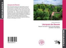 Portada del libro de Jacques de Savoie