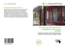 Copertina di Bietigheim-Bissingen station