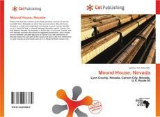 Capa do livro de Mound House, Nevada