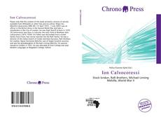 Bookcover of Ion Calvocoressi