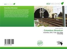 Bookcover of Columbus Streetcar