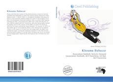 Portada del libro de Khouma Babacar