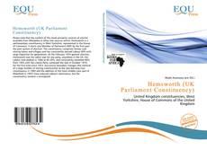 Bookcover of Hemsworth (UK Parliament Constituency)