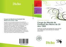 Bookcover of Coupe du Monde de Football des Moins de 20 Ans 1983