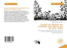 Bookcover of Coupe du Monde de Football des Moins de 20 Ans 1993