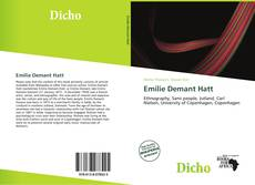 Bookcover of Emilie Demant Hatt