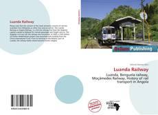 Capa do livro de Luanda Railway