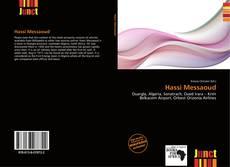 Hassi Messaoud kitap kapağı