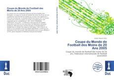 Обложка Coupe du Monde de Football des Moins de 20 Ans 2005
