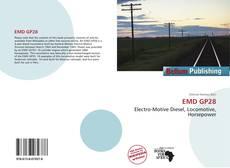 Bookcover of EMD GP28