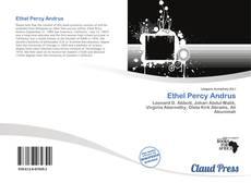 Ethel Percy Andrus kitap kapağı