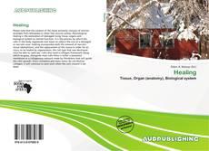 Capa do livro de Healing