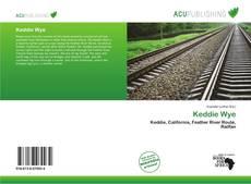 Capa do livro de Keddie Wye