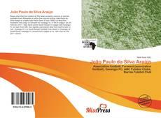 João Paulo da Silva Araújo的封面