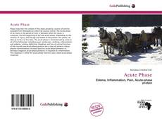Bookcover of Acute Phase