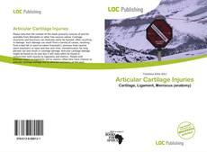 Buchcover von Articular Cartilage Injuries