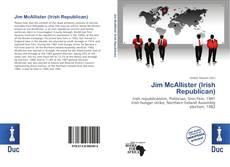 Jim McAllister (Irish Republican) kitap kapağı