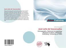 Borítókép a  José Leite de Vasconcelos - hoz