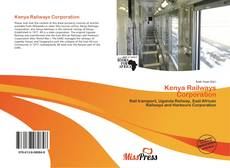Kenya Railways Corporation kitap kapağı