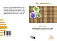 Jan Arnow kitap kapağı