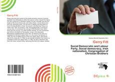 Bookcover of Gerry Fitt