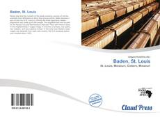 Baden, St. Louis kitap kapağı