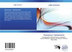 Bookcover of Francisco J. Santamaría
