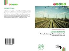 Capa do livro de Dixiana (Train)