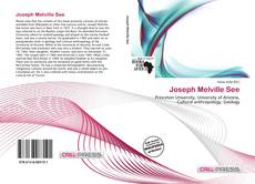 Bookcover of Joseph Melville See