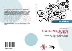 Обложка Coupe des Villes de Foires 1963-1964