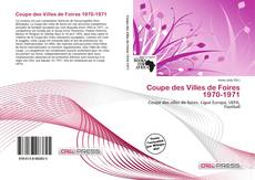 Обложка Coupe des Villes de Foires 1970-1971