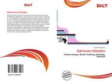 Bookcover of Adrienne Vittadini