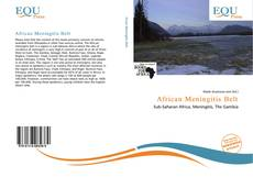 Bookcover of African Meningitis Belt