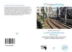 Buchcover von Leeds-Northallerton Railway