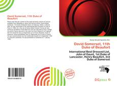Capa do livro de David Somerset, 11th Duke of Beaufort