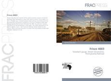 Обложка Frisco 4003
