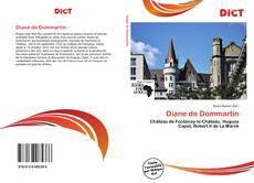 Bookcover of Diane de Dommartin