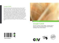 Bookcover of Joseph Cahill