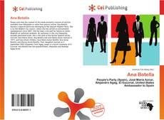 Bookcover of Ana Botella