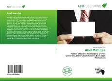 Bookcover of Abel Matutes