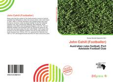 Bookcover of John Cahill (Footballer)