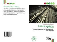 Borítókép a  Enid and Anadarko Railway - hoz
