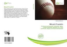 Micah Franklin kitap kapağı