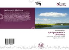Couverture de Apolipoprotein B Deficiency