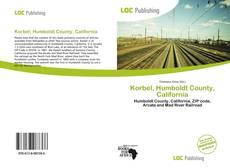 Buchcover von Korbel, Humboldt County, California