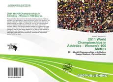 Copertina di 2011 World Championships in Athletics – Women's 100 Metres