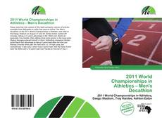 Bookcover of 2011 World Championships in Athletics – Men's Decathlon