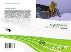 Bookcover of Amyloid Purpura