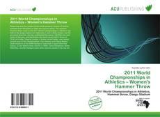 Capa do livro de 2011 World Championships in Athletics – Women's Hammer Throw